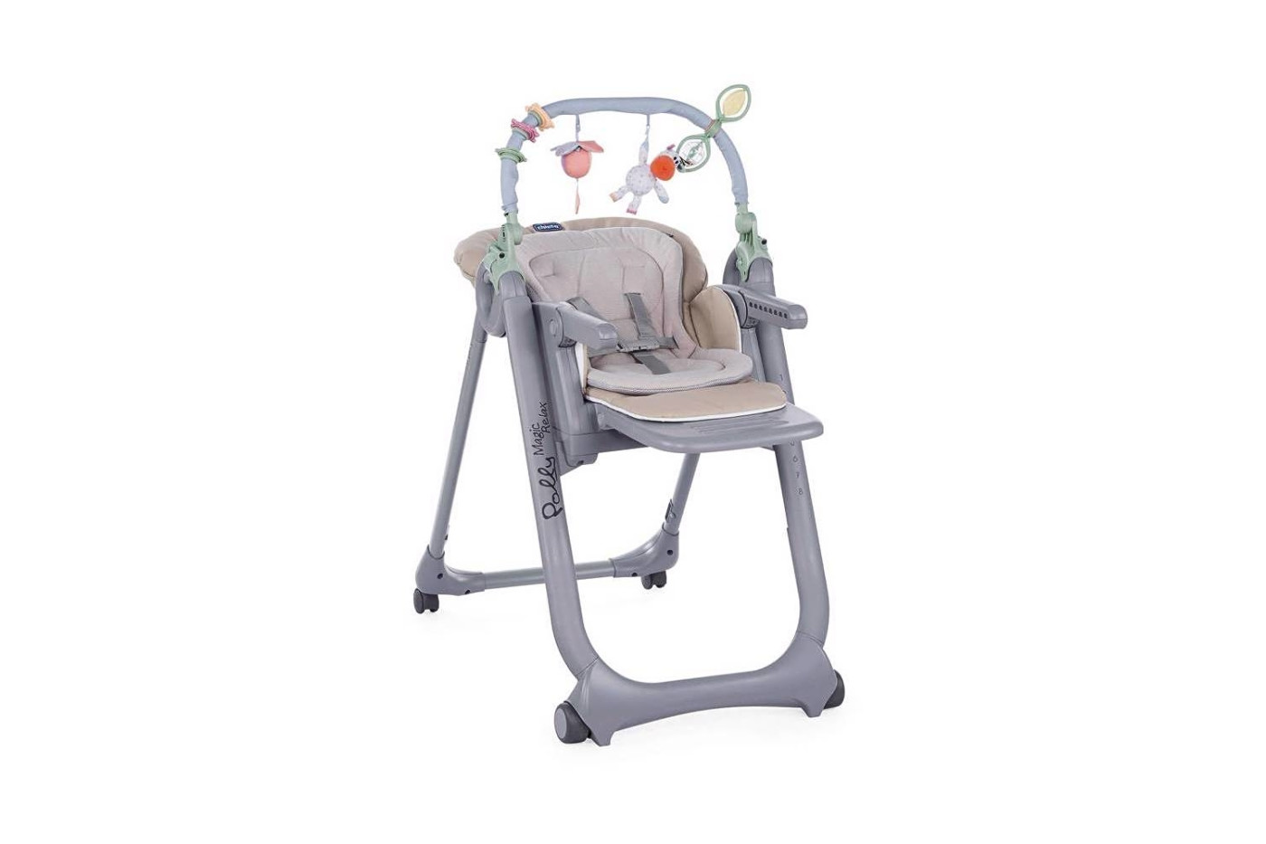 Kinderstoel 0 Maanden.Chicco Polly Magic Relax